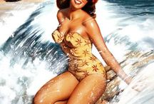 Surfing/beach pin-up girls / by Club Of The Waves