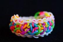 Rainbow loom / by Kim Harren