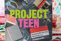 Sewing for teens and tweens / by smalltowngirl