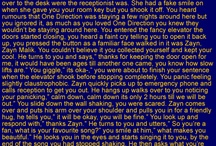 One Direction Fanfics & Imagines / by Courtney Dills