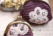 crochet coint purse / by Misyel Shin