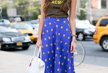 Fashion | Street Style | / by Fourth Floor Walk Up
