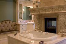 Bubble baths & steamy showers / by Megan Leslye