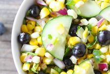 Food - Salad / by Tara Kenney