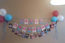 First Birthday!!  / by Kellye Masters Tankersley