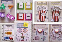 {Classroom Math} Interactive Notebooks / by Heather Mix