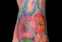 tattoos / by Sue Cejalvo-Howse