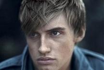 Client inspiration - Joe's next cut? / by Jane Jenkins