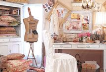 CRAFT Rooms / by Diane Blair