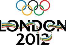 Olympics 2012 / by Katlyn Humrichouse