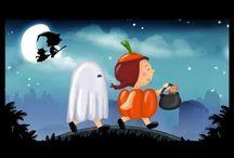 Halloween/automne / by Prof Numéric
