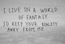 Words / by Kristen Pryor