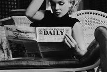 Marilyn / by Jami Burgess