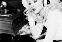 Christina Aguilera / by Megan Hubany