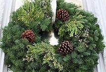 Wreaths / by Stevie Green