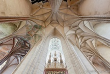 cathedrals / by catherine jaycox