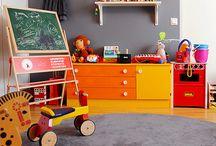 Kids' Room / by Serena Norr