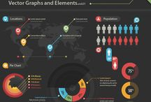 Infographics / Data visualization and visual thinking / by John Steele