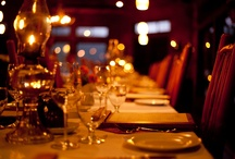 Dining in the Wilderness / by Clayoquot Wilderness Resort