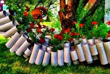 Backyard Ideas / by Kira Pohlman