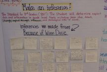 Writing Workshop Mini Lessons / by Haley Shaffer