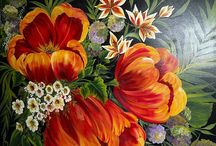 Floral / by Donna Dewberry