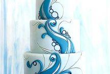 Wedding Cakes! / Cake ideas :) / by Anna Grace