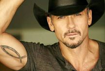 Tim McGraw / by Gina Zeppegno