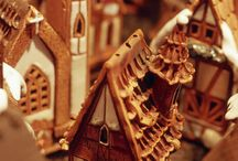 gingerbread house / by Pia Lind