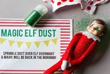 Holidays: Christmas: Elf on the Shelf / by Monique Watson