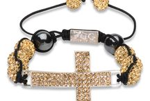 F.O.G. CROSS CHRISTIAN BRACELET - Royalty Gold  / Be bold and stylish with the NEW F.O.G. Cross Bracelets! Each bracelet is specially hand-made, light weight and adorned with brilliant cut pave crystals for a beautiful shine. The F.O.G. FAVOR OF GOD logo is carved at the tie of bracelet. These cross Christian bracelets are a symbol of God's favor, faith, peace and happiness! Rock your F.O.G. Favor Bracelet in style and stand out like a true star! #FOG Christian Bracelets  #Christian Cross Bracelets #Christian Bracelets   / by F.O.G. FAVOR OF GOD