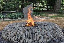 fire pits / by George Yatrakis
