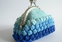 Crocheted Purses and bags / by Karen