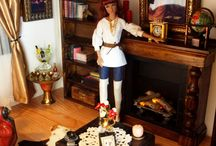 Fashion Doll Dioramas / Diorama pics from our DollObservers.com members and others... / by DollObservers.com