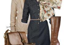 Fashion Inspiration / by Dakotapam.com