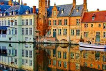 I love Bruges! / places of interest / by Gwen Hilton