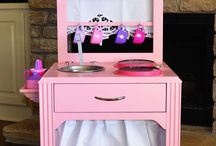 Kids kitchen / by Jennifer Young-Haines