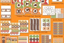 Thanksgiving   / Family Thanksgiving Menu & vacation together ideas / by elana Wilkins