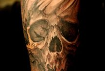 Tattos / by Alberto Mosco