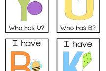 Preschool Pre-Reading Skills / by Heidi Doose