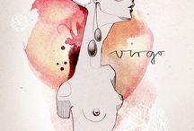 Signs of the Zodiac / by Ekaterina Koroleva