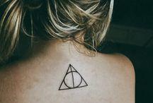 Tattoos / by Ren Behrens