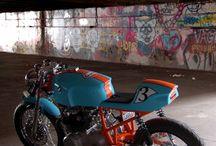 Motorcycles / by Bernie Brown II