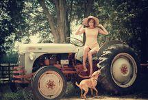 Flowerhead Farm - I Will Build Myself A Farm One Day / by Deborah Triplett