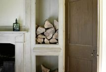 Home: Living/Dining Rooms / by Jasmine Treen