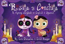 Dia de los Muertos Books for Kids / by Monica Olivera