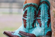 Shoes & boots / by Debbie Wiesner