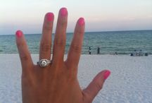 We're getting married!!!!!  Mr. & Mrs. / Webb Wedding  / by Whitney Mixon
