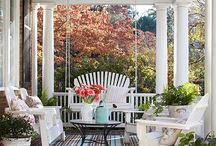 Outdoor Living / by Rachel Armstrong