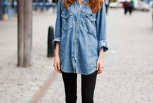 Street Style / by Madeline Collins